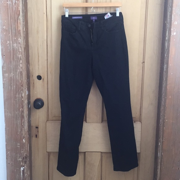 NYDJ Denim - Not Your Daughters Jeans straight Marilyn short
